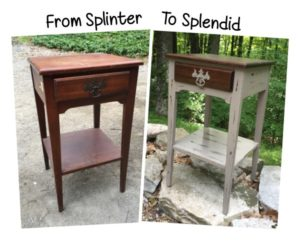 end table b&a